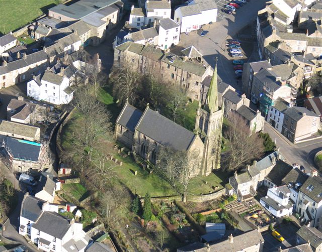 St Augustine's from the Air