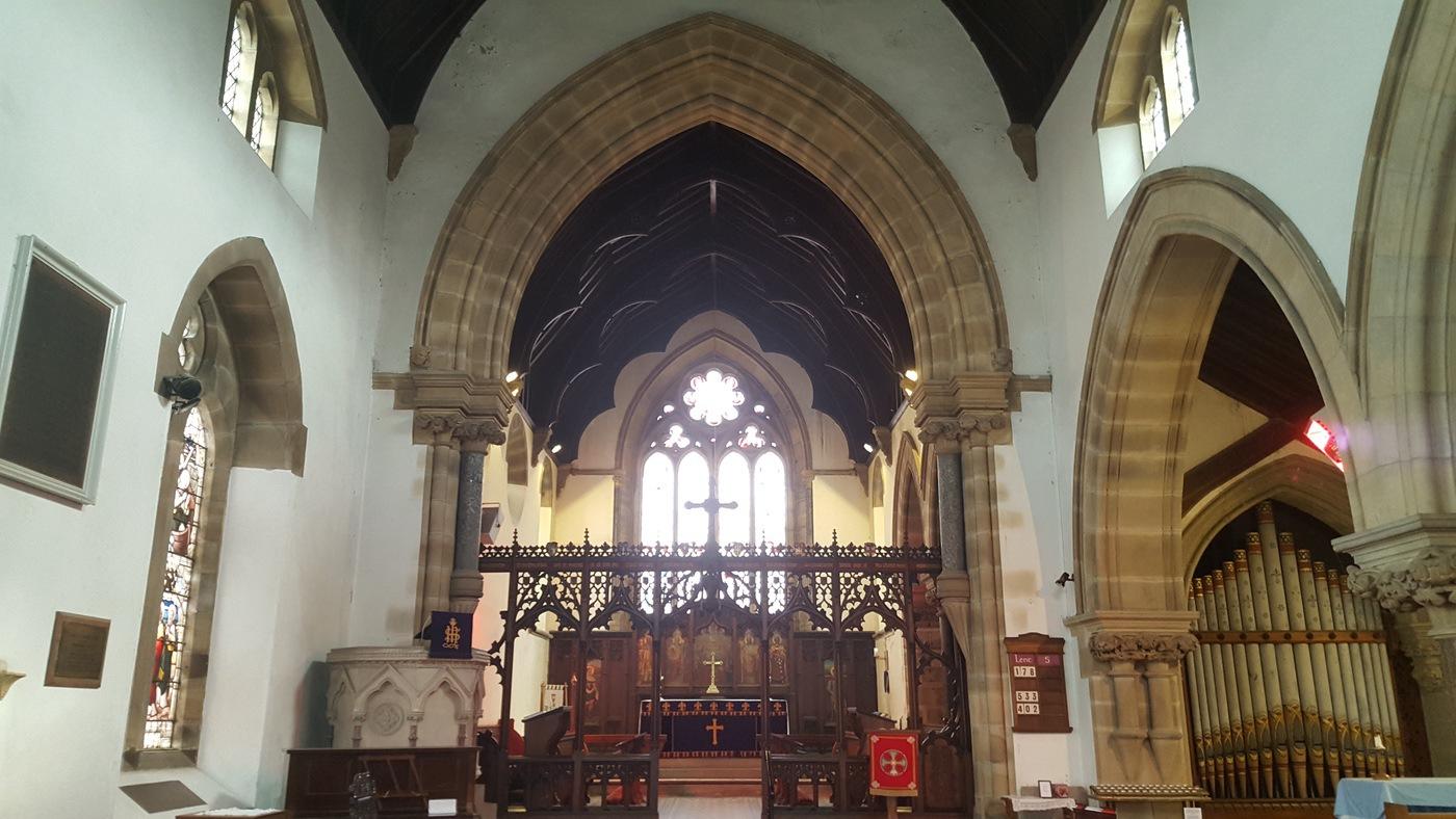 St Augustine's Chancel
